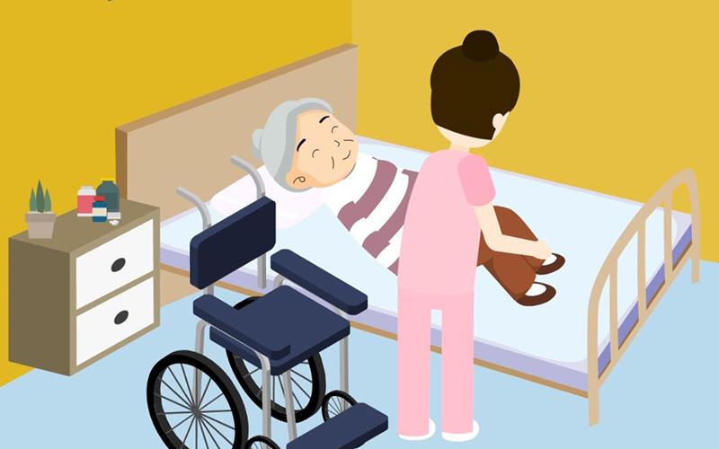 养老护理员职业工作须知