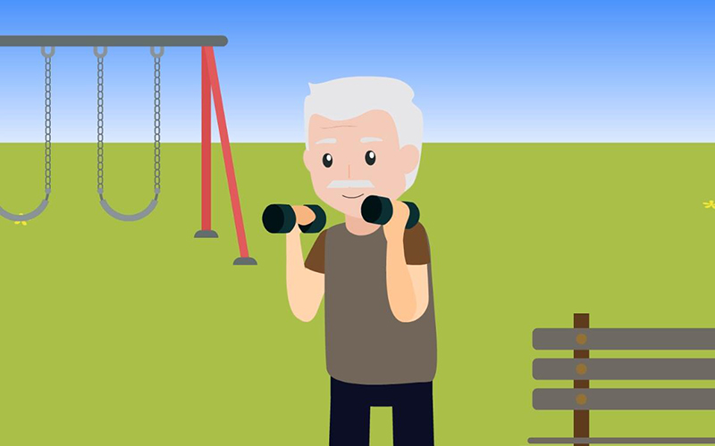 老年人常见疾病护理知识